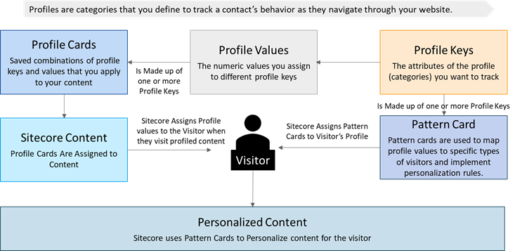 Sitecore content profiling helping you understand and target your customers accurately