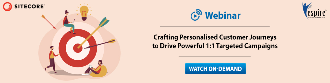 Crafting personalised customer journeys with sitecore to drive powerful 11 targeted campaigns