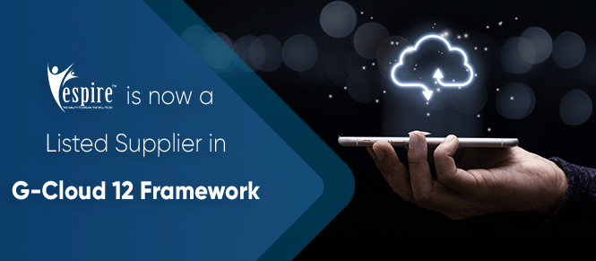 Espire infolabs is now a listed supplier in g cloud 12 framework