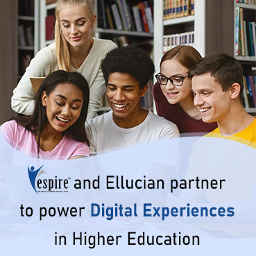 Espire and Ellucian Partner to Power Digital Experiences in Higher Education