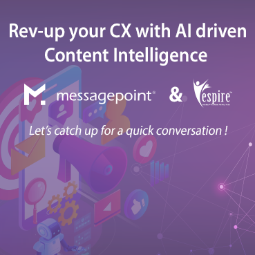 Messagepoint Content Centricity 2020 spotlight