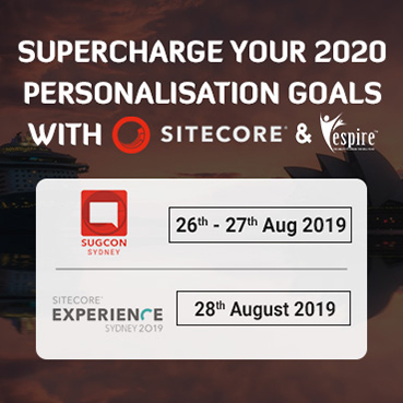Sitecore experience singapore 30Aug19
