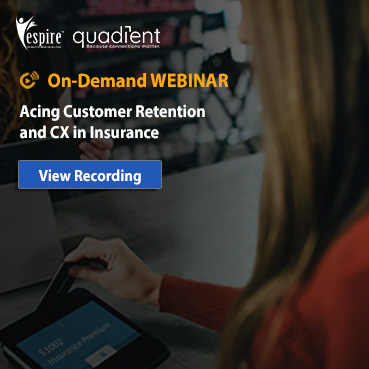 Webinar acing customer retention