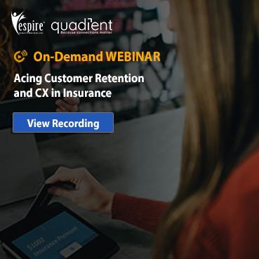 Webinar acing customer retention