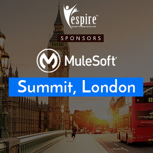 Mulesoft Summit London spotlight