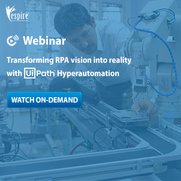 Transforming rpa vision into reality with uipath hyperautomation