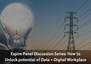 Espire panel discussion series with simplarity insight